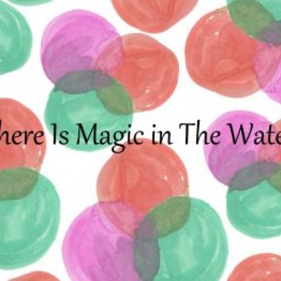 Magic in the water: watercolor for beginners